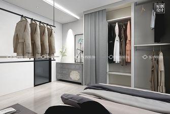 15-20万130平米四室两厅现代简约风格衣帽间欣赏图