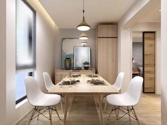 60平米一室一厅现代简约风格厨房欣赏图