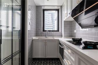 15-20万120平米三室两厅美式风格厨房欣赏图