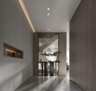 20万以上140平米别墅现代简约风格玄关装修图片大全