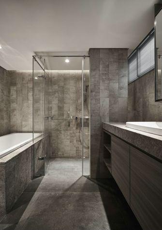 10-15万120平米三室两厅现代简约风格卫生间欣赏图