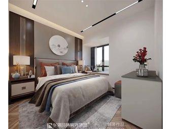 豪华型130平米三室两厅中式风格卧室设计图