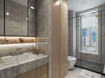 140平米四室四厅现代简约风格卫生间装修案例