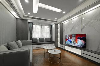 10-15万70平米公寓轻奢风格客厅图片大全