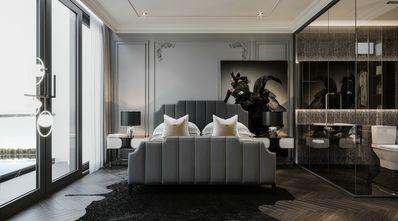 110平米欧式风格卧室装修图片大全