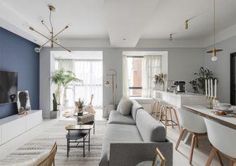 10-15万120平米三室两厅混搭风格客厅设计图