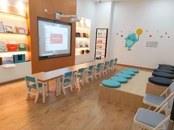 鲸智学程儿童思维教育(观山湖万达校区)
