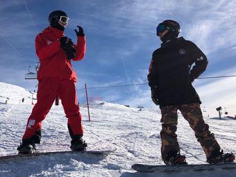 肉熊猫滑雪学校(尖锋分校)