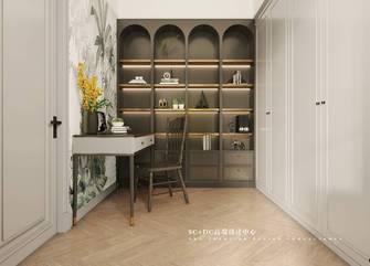 豪华型120平米三法式风格书房欣赏图