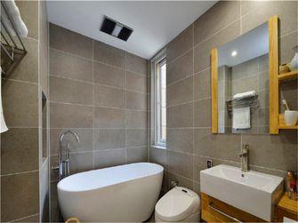 富裕型120平米三室两厅混搭风格卫生间欣赏图