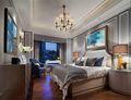 110平米三现代简约风格卧室图片
