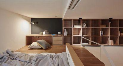 经济型60平米复式北欧风格卧室欣赏图