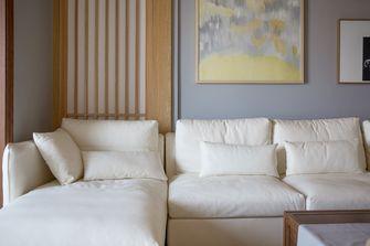 20万以上140平米复式日式风格客厅欣赏图