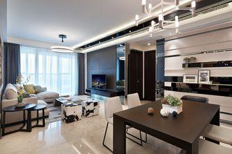 15-20万110平米四室两厅现代简约风格客厅效果图