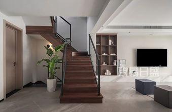 140平米别墅现代简约风格楼梯间图