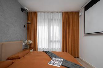 10-15万90平米三室两厅现代简约风格卧室图片大全