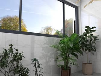 140平米四室两厅中式风格阳台效果图