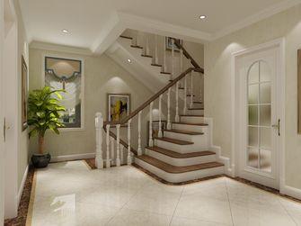 豪华型140平米别墅欧式风格走廊装修案例