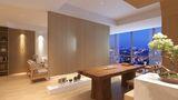 富裕型100平米三日式风格书房装修案例