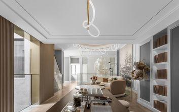 豪华型140平米别墅法式风格书房效果图