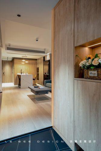 70平米日式风格客厅装修案例