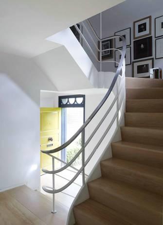15-20万140平米混搭风格楼梯间图片