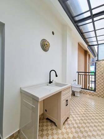 20万以上140平米三室两厅美式风格阳光房欣赏图