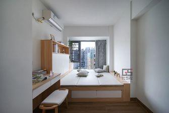 80平米日式风格书房效果图