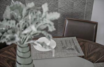 富裕型四现代简约风格餐厅装修效果图