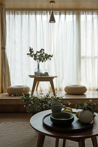 经济型50平米日式风格阳台图片