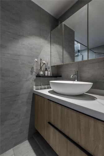 100平米三现代简约风格卫生间图片