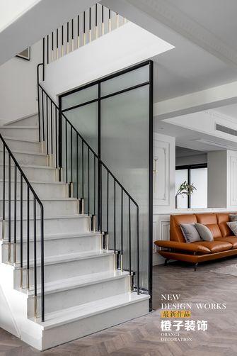 3万以下140平米四室两厅法式风格走廊设计图