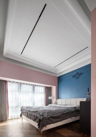 3-5万100平米三室两厅法式风格卧室图