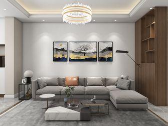 豪华型80平米新古典风格客厅欣赏图