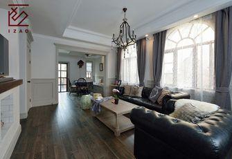 10-15万100平米别墅美式风格客厅装修效果图