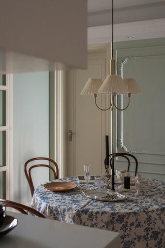 经济型130平米四室两厅新古典风格餐厅欣赏图