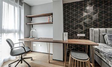20万以上140平米复式北欧风格卧室装修案例
