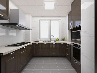 富裕型120平米四室一厅中式风格厨房图