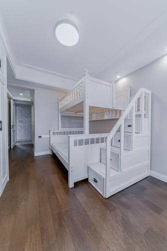 豪华型三室两厅法式风格青少年房图