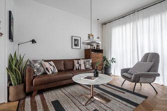 3-5万北欧风格客厅装修案例