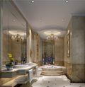 20万以上140平米别墅欧式风格卫生间装修效果图