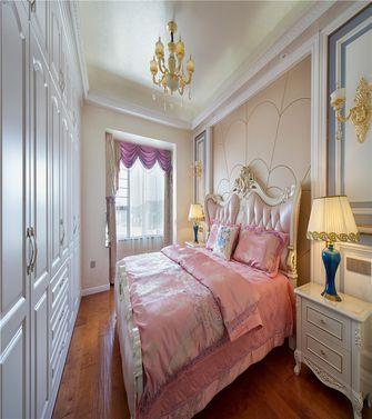 富裕型100平米欧式风格卧室效果图