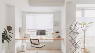 10-15万70平米公寓北欧风格阳台效果图