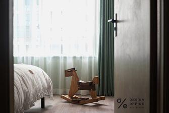 富裕型120平米四室两厅混搭风格青少年房图片