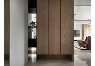 富裕型130平米三室一厅现代简约风格玄关装修效果图