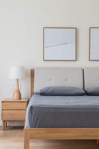 富裕型140平米四室一厅日式风格卧室装修图片大全