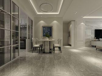 富裕型120平米三室两厅美式风格厨房图片大全
