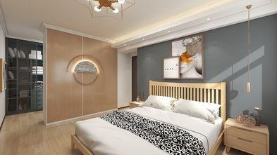 10-15万110平米三室两厅日式风格卧室图片大全