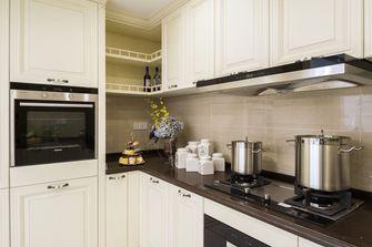 豪华型140平米别墅欧式风格厨房设计图