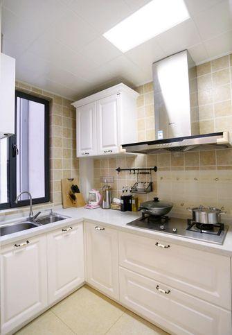 富裕型100平米欧式风格厨房设计图